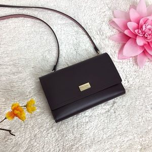 🌸OFFERS?🌸Kate Spade ♠️ Leather 2in1 Crossbody